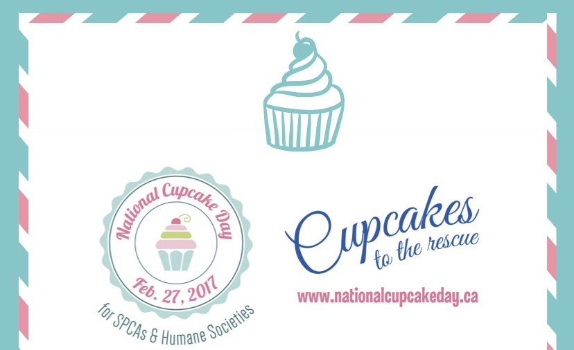 Cropped version of National Cupcake Day flyer